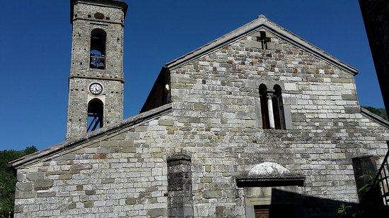Codiponte, إيطاليا: Pieve di codiponte