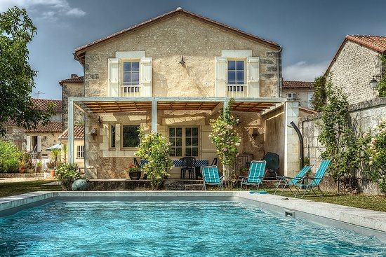 Maison du Couvent - The Swimming Pool