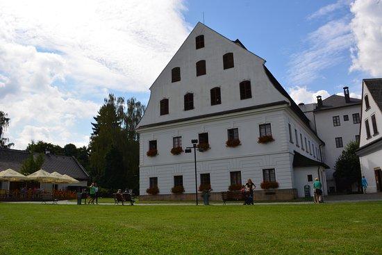 Velke Losiny, Чехия: papiernia