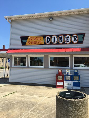 Conneaut, Οχάιο: Fun stop for lunch
