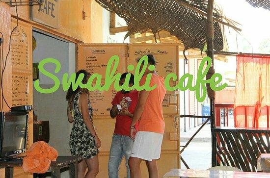 SWAHILI cafe