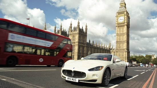 GT Rush - London Driving Experiences