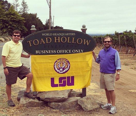 Toad Hollow Vineyards: photo9.jpg