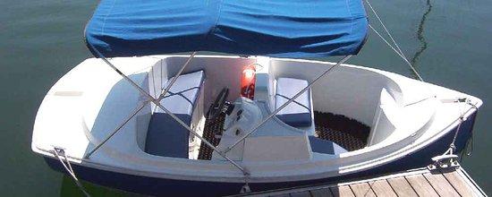 bateau electrique sans permis