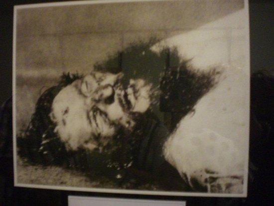 the dead rasputin fotograf237a de palacio de los yusupov