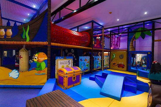 Scallywags Soft Play Centre