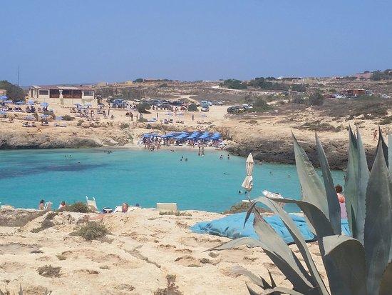 cala croce - Foto di Spiaggia Cala Croce, Lampedusa - TripAdvisor