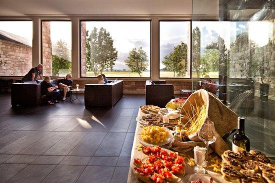 Hotel Cenacolo: Bar panoramico