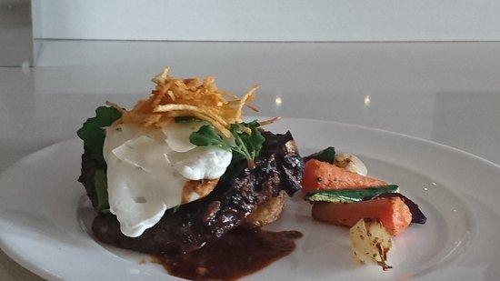 aha Royal Palm Hotel: Dish Rib-eye Steak