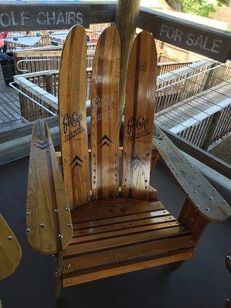 Weirsdale, FL: ski chair