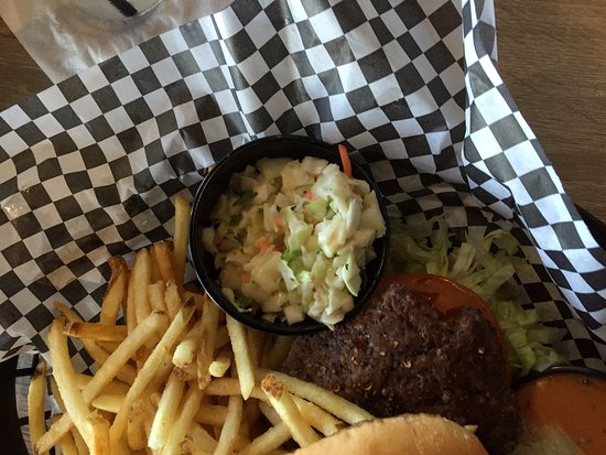 Weirsdale, FL: burger