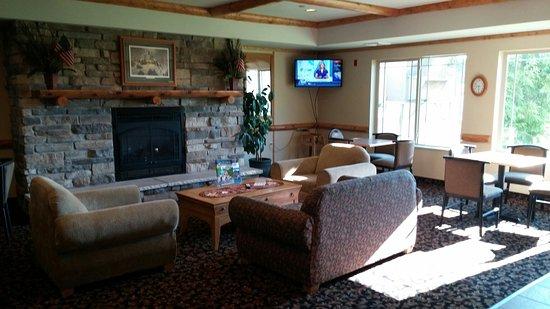 Rodeway Inn & Suites: 20160808_082949_large.jpg