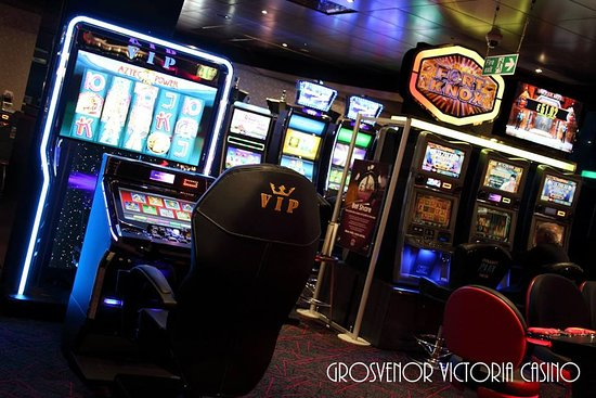 Casino london vic