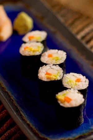 Ridgway, CO: Sushi