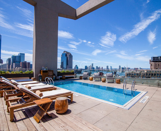 The Pool at The James New York - SoHo