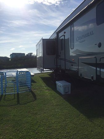 Foto de Hatteras Sands Campground