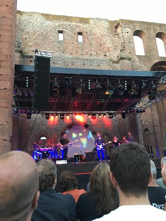 Echoes - Pink Floyd Coverband - Picture of Klosterruine