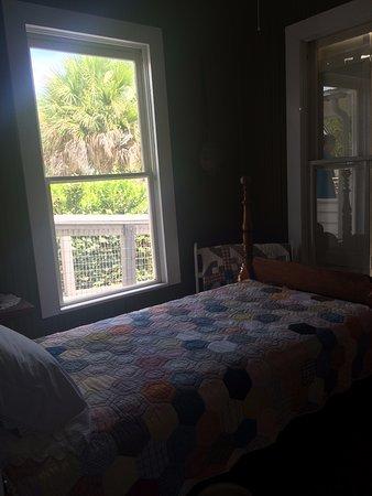 Jupiter, FL: En el camino al faro hay casas de época para visitar
