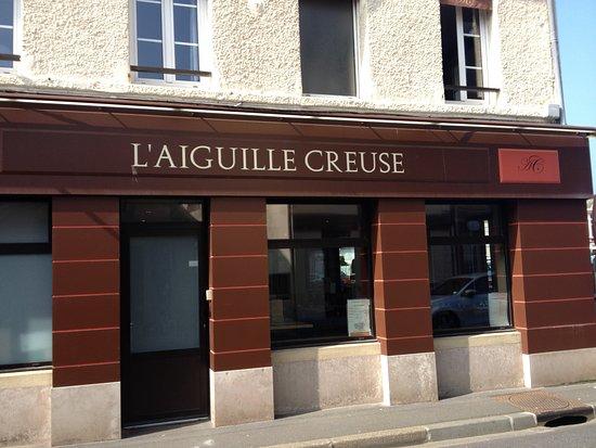 Hotel l'Aiguille Creuse: Fachada del hotel