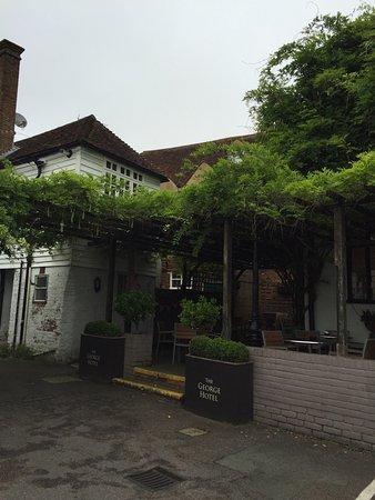 The George Hotel Cranbrook Bar & Brasserie照片