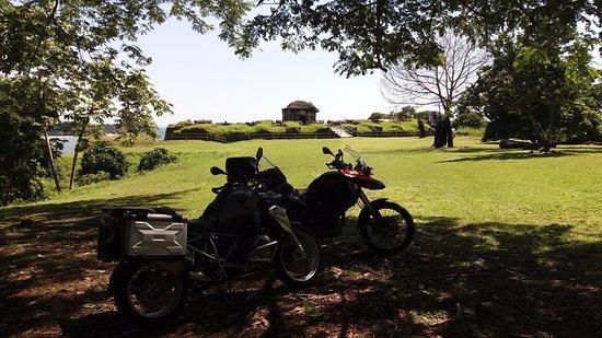 Moto Tour Panama