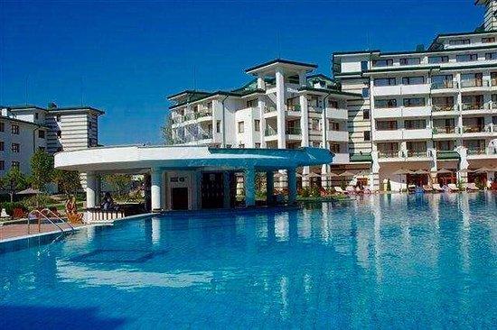 Ravda, Bułgaria: Маленькая сказка ! Супер гостиница !