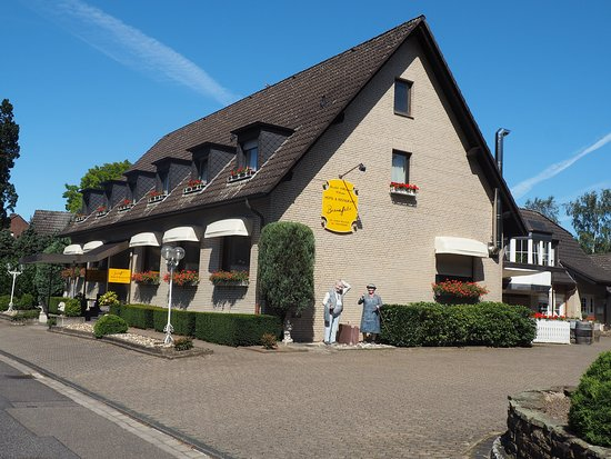Hotel Bienefeld: Außenansicht