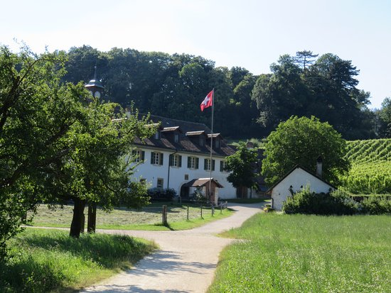 Erlach, Szwajcaria: hotel/restaurant