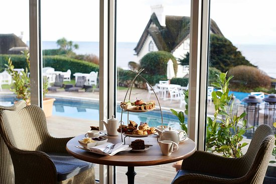 Devon, UK: Afternoon Tea