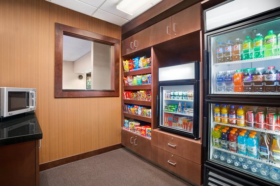 Fairfield Inn & Suites Minneapolis-St. Paul Airport: Grab a snack, drink or convenience item at our 24-hour Corner Market.