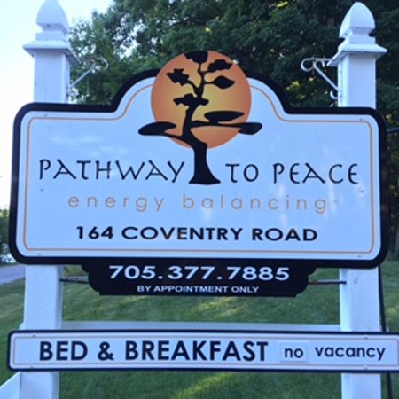 Pathway to Peace Bed and Breakfast: Book now. I highly recommend it. Be back very soon Patty.
