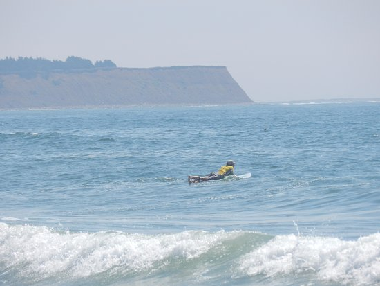 East Lawrencetown, Canada: Surf Rescue