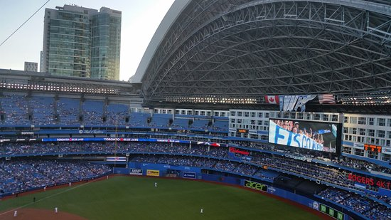 Rogers Center Hotel Field View Rooms Reviews