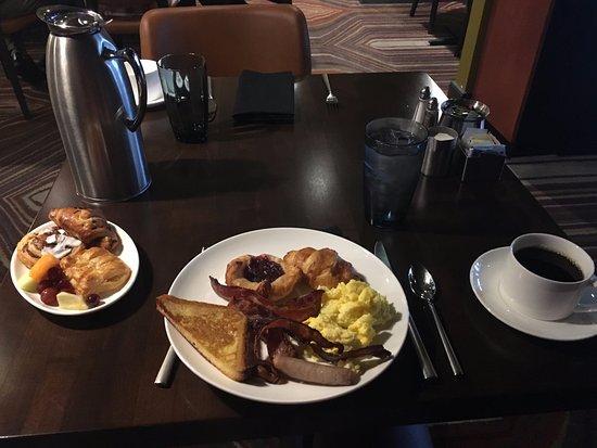 Breakfast on Hotel