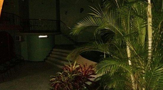 La Posada de Lobo Hotel & Suites : espacios amplios
