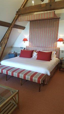 Veigne, Francia: premiere chambre