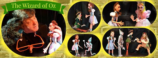 """Lancaster Marionette Theatre : """"The Wizard of OZ""""  NOW - September 3rd.  TUES, FRI & SAT @ 11 AM.  ALL TICKETS:  $10  CALL: 717"""