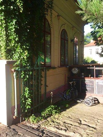 Nice old Czech Pub