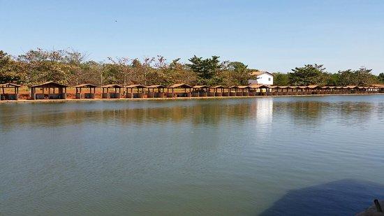 Luziania, GO: Clube Pescar Luziania excelente opção de pesca esportiva
