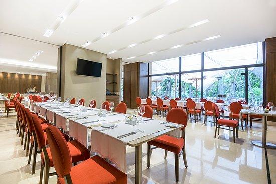 NH Collection Bogota Royal Teleport: Restaurante
