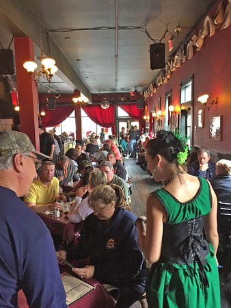 Red Onion Saloon: Inside The Red Onion.