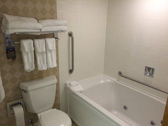 Port Washington, WI: Bathroom with soaking / whirpool tub