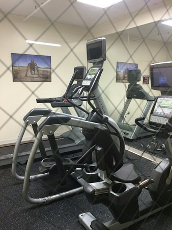 Port Washington, Ουισκόνσιν: Fitness Room (key access required)