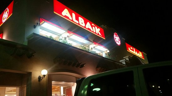 AL-BAIK: This place is love...totally mad after its taste....