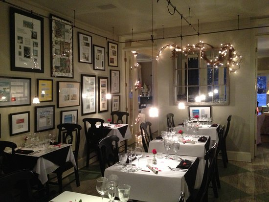Irvington, VA: The Dining Hall - Fine Dining in the Evening
