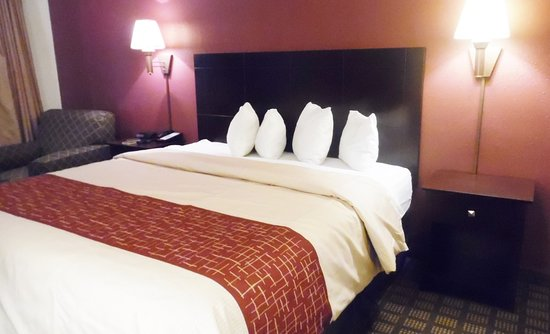 Red Roof Inn & Suites Oklahoma City Southwest: Superior King