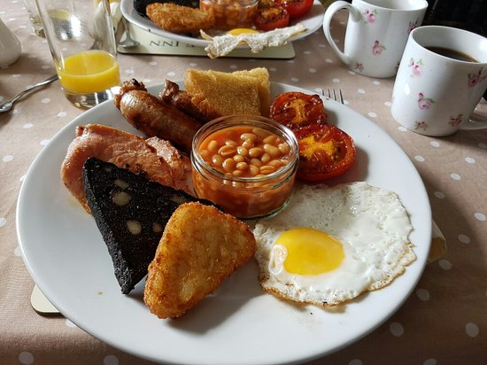 Castleton, UK: 20160808_095511_large.jpg