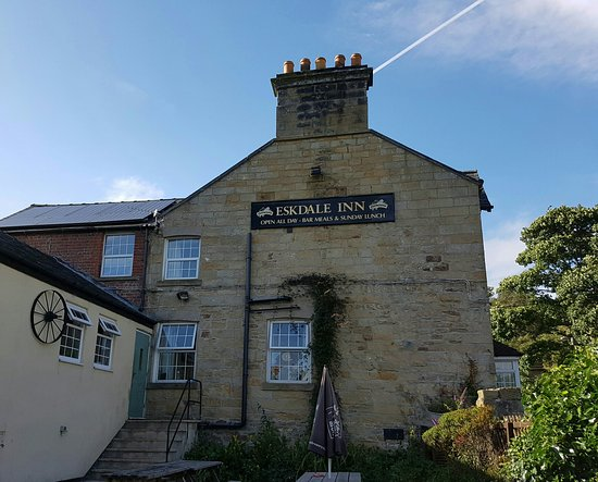 Castleton, UK: 20160808_104609_large.jpg