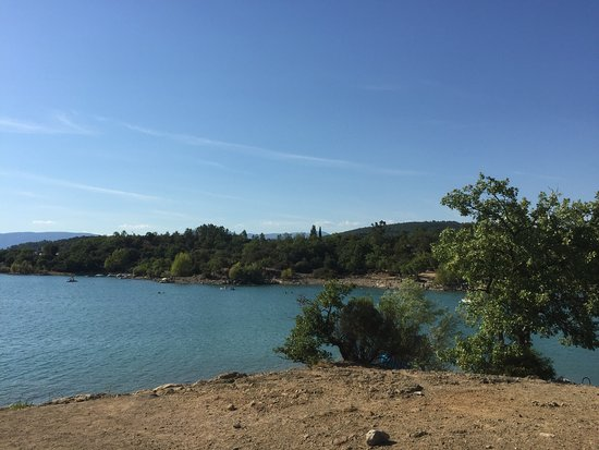Вар, Франция: Lac de Saint Cassien
