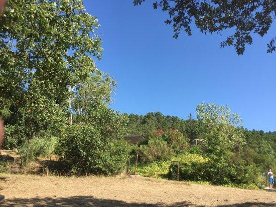 Var, Frankrike: Lac de Saint Cassien